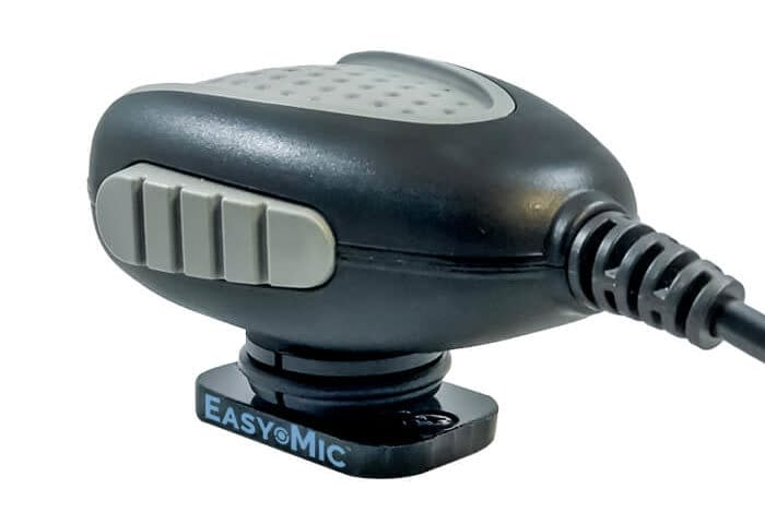 Easy-Mic Magnetic Microphone Adapter