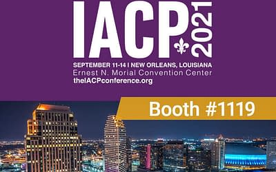 2021 IACP Conference and Expo – Booth 1119